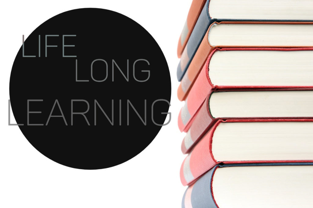 education is a lifelong process at every age