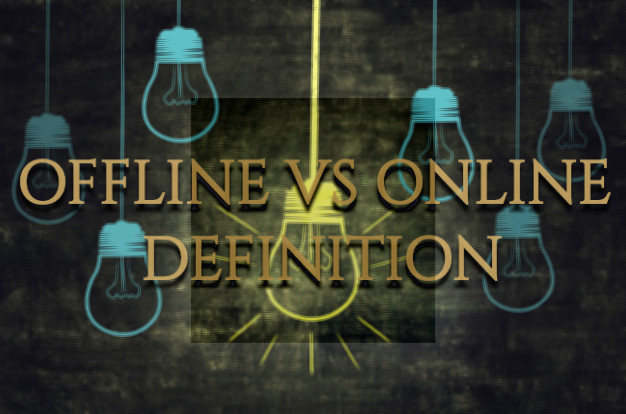 offline vs online,online definition,offline training,offline learning app,offline courses, online learning courses,get a degree online,online education vs traditional education,learning methods