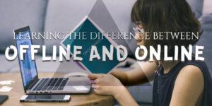 offline vs online,online definition,offline training,offline learning app,offline courses, online learning courses,get a degree online,online education vs traditional education,learning methods