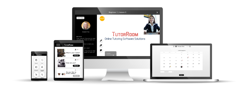 Tutorroom online tutoring software