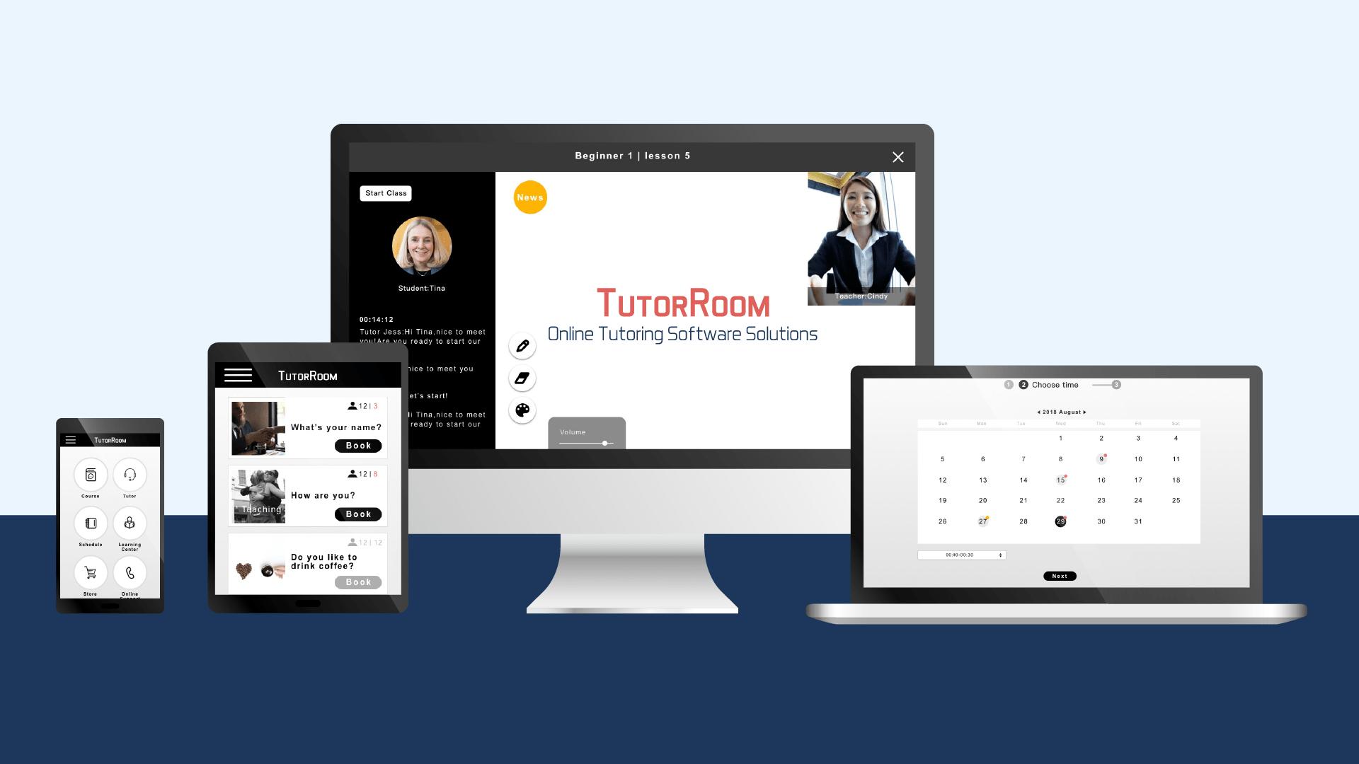 Online tutoring Management System