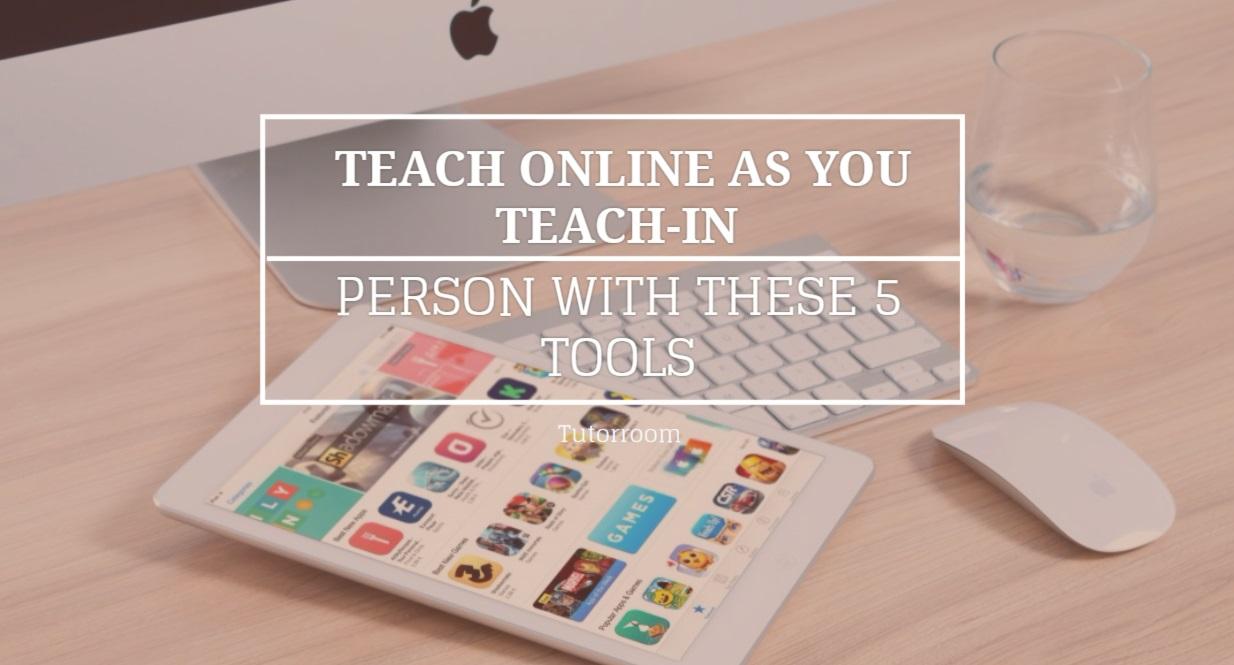 Online tutoring platform