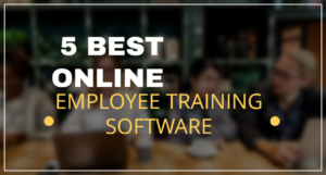 online training software
