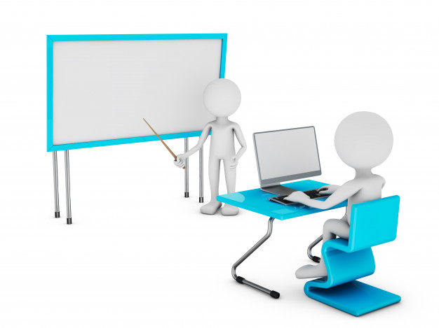 online virtual classroom with online whiteboard