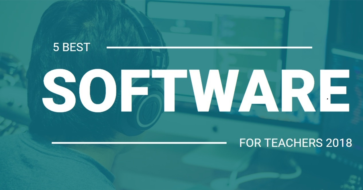 5 BEST SOFTWARE