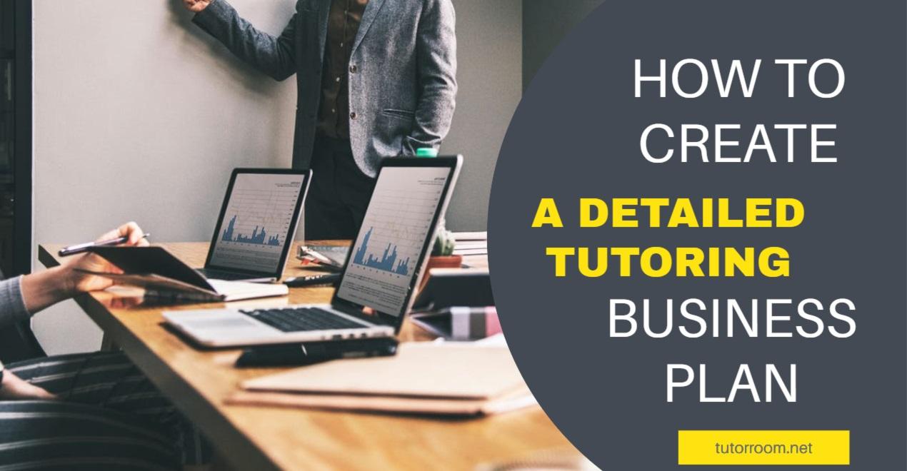online tutor business plan
