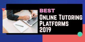 online tutoring platforms
