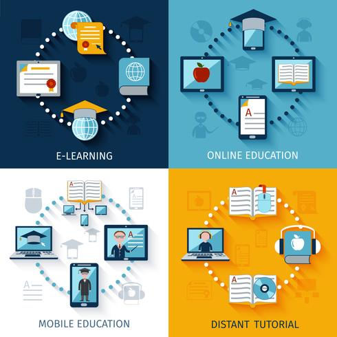 administration concepts of online learning system