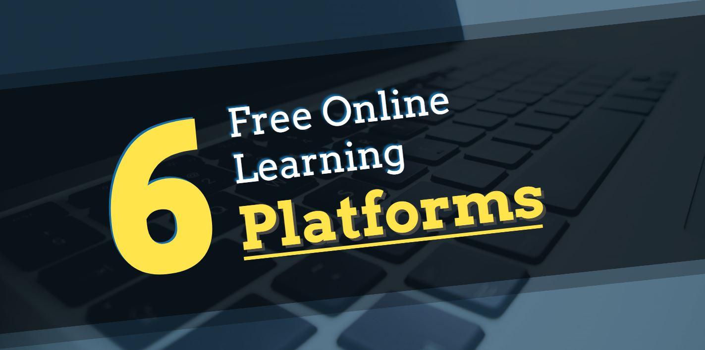 6 Free Online Learning Platforms