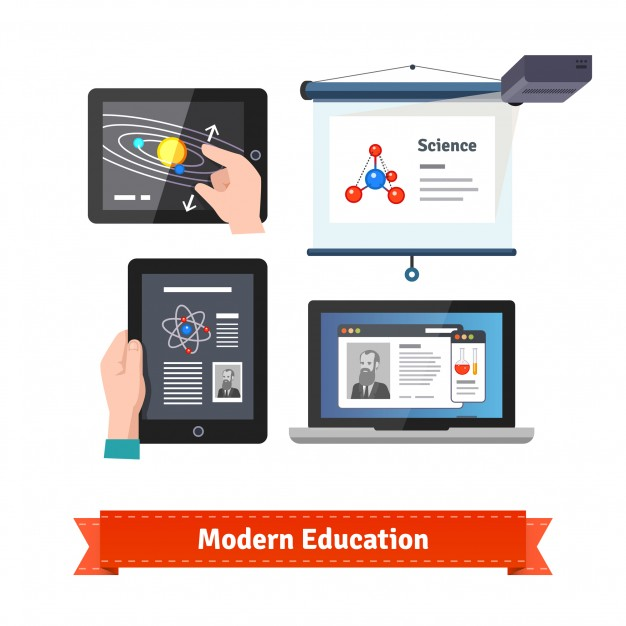 online education of virtual classroom
