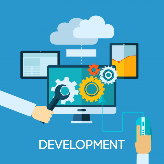development setting for learning management system